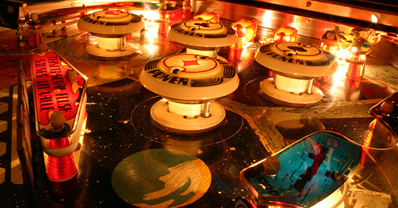 Pinball Machines for Sale Kansas City